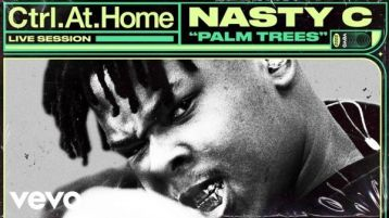 Nasty C - Palm Trees (Live Session)