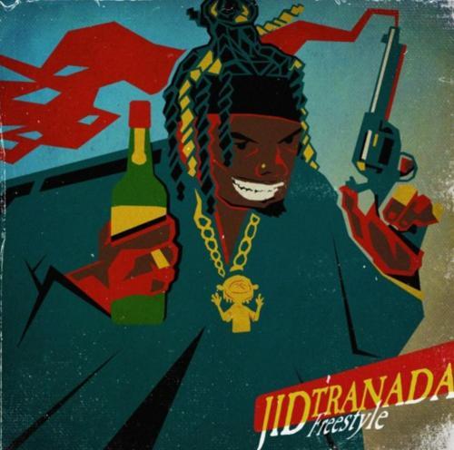 J.I.D - JIDtranada Freestyle